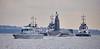 Vanguard Class Submarine off Rhu Spit - 26 February 2016