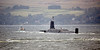 HMS Victorious off Cloch Point - 12 October 2017