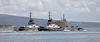 HMS Artful (S121) off Rhu Spit - 22 August 2020