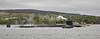 Vanguard Class Submarine departing Faslane - 13 May 2016