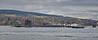 Vanguard Class Submarine inbound for Faslane - 26 February 2016