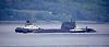 RN Astute Class Submarine off Cove - 2 August 2018