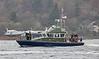 Royal Marines Launch 'Rona' off Rhu Spit - 6 April 2016