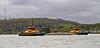 HMS Ambush Approaching Rhu Spit - 10 May 2013