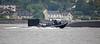 RN Astute Class and MOD RHIB off Rhu - 21 June 2017