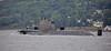 HMS Artful bound for Faslane - 19 August 2015