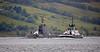 HMS Audacious (S122) off Rhu Spit - 9 June 2020