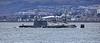 Astute Class Submarine off Kilcreggan - 13 February 2020