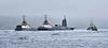 HMS Vigilant (S30) off Rhu - 15 September 2021