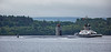 US Submarine off Rhu - 18 July 2016