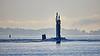 US Navy Virginia Class Submarine off Rhu - 10 December 2017
