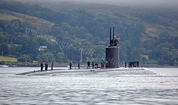 Submarines - US Navy - Dougie Coull Photography