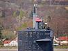 US Navy Submarine off Roseneath - 21 April 2016