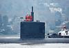 USS Albany off Rhu - 6 March 2020