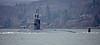 USS Newport News (SSN-750) off Rhu - 17 April 2018