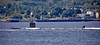 USS Toledo (SSN-769) off Cloch Point - 28 June 2019