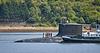 USS Minnesota (SSN-783) off Roseneath - 19 July 2021