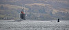 USS New Hampshire (SSN-778) at Rhu - 26 April 2021