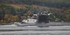 USS Minnesota (SSN-783) off Roseneath - 12 October 2021