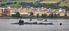 USS New Mexico (SSN-779) off Rhu - 27 August 2021