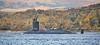USS Seawolf (SSN-21) at Gareloch - 15 October 2020