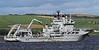 HMS Belos - Swedish Navy Submarine Rescue Ship