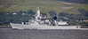 BNS Leopold 1 (F930) passing Gourock - 16 July 2016