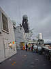 'HMS Defender' at  KGV Docks - 30 November 2013