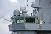 (HMS) Diamond - Bridge