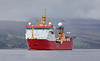 HMS Protector (A173) at Faslane Naval Base - 20 August 2019