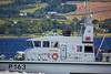 'HMS Express' (P163) off Port Glasgow - 8 July 2017
