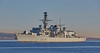 HMS Richmond (F239) off Rhu - 25 November 2016