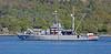 USNS Grasp (T-ARS 551) at Faslane Naval Base - 8 May 2017
