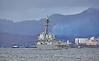 USS Gridley (DDG-101) at Faslane - 11 November 2019