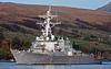 USS Warship Ramage DDG 61