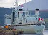 Canadian HMCS Preserver -  Oil Replenishment Ship