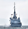 'FS FREMM Aquitaine' (D650) off East India Harbour - 30 March 2014