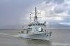 Greenock Tall Ships Event - Le Orla P41 - Irish Navy - 7 July 2011
