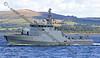 HDMS Storen - P555 - Danish Patrol Vessel