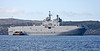 FS Tonnerre (L9014) - Amphibious Transport Dock - Off Greenock - 5 October 2008