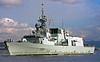 HMCS Montreal - Canadian FFH336 Frigate