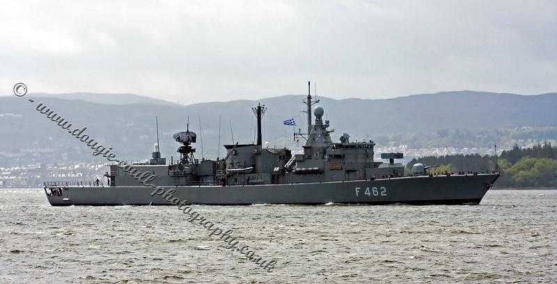 Kountouriotis - Greek Navy - F462