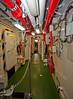 Inside 'HMS Defender' at  KGV Docks - 29 November 2013