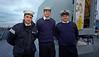 Shipmates Aboard 'HMS Defender' at  KGV Docks - 30 November 2013