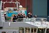 HMS Smiter Crew Await Defender Launch