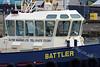 Battler at Launch of HMS Defender