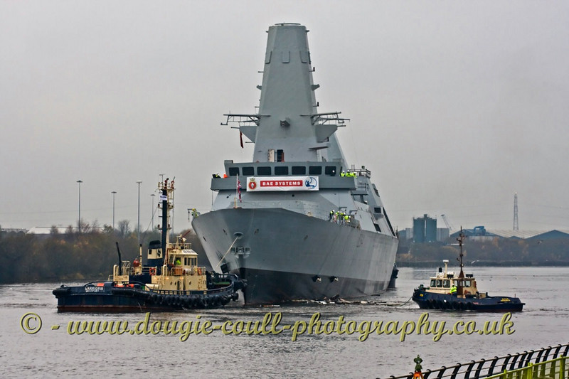 HMS Diamond after her Launch