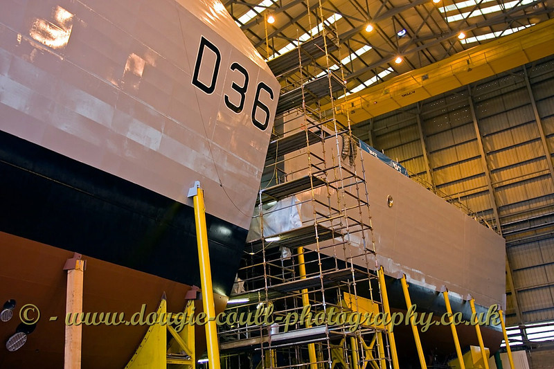 Shape of Things to Come - HMS Defender