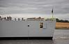 HMS Duncan Returning from First Sea Trials - Clydebank - 25 September 2012