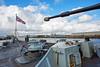 HMS Somerset (F82) at Shieldhall Quay - 25 September 2016